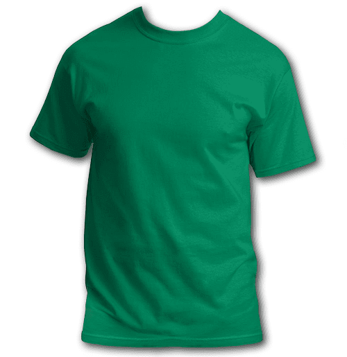 green-plus-size-custom-t-shirt
