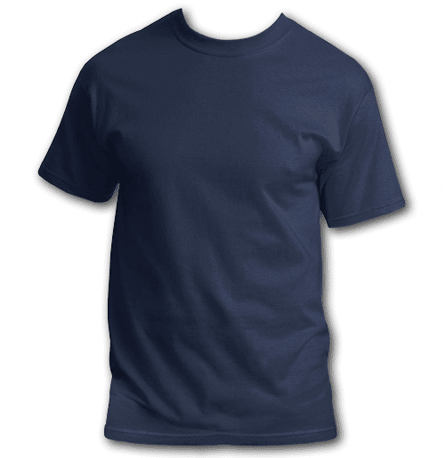 navy-plus-size-custom-t-shirt