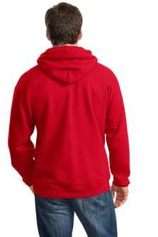 Personalized Hoodie Back