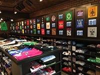T-Shirt Store Design