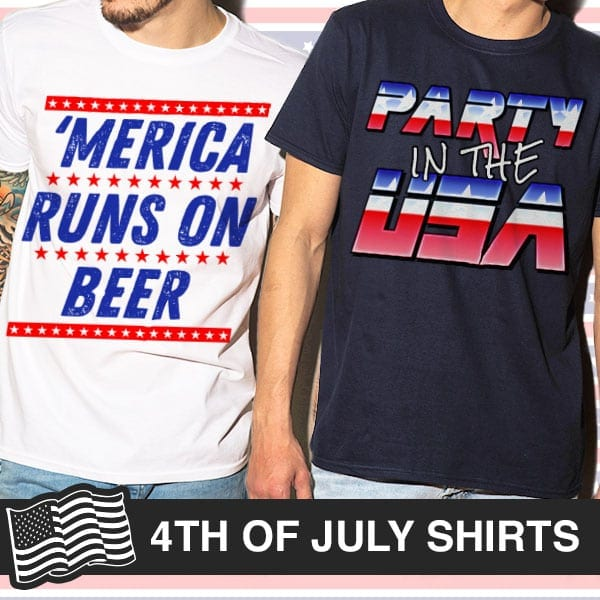 Celebrate with Patriotic Fourth of July Shirts