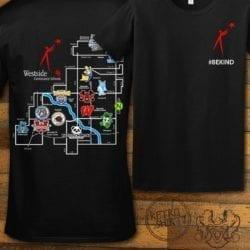 Westside BeKind! 2018 Black Shirt