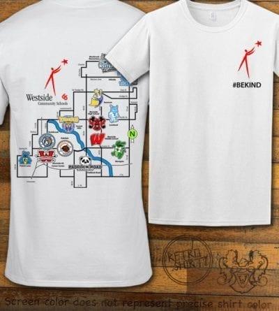 Westside BeKind! 2018 White Shirt