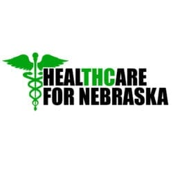 Nebraska Medical Marijuana Shirt Graphic EC002