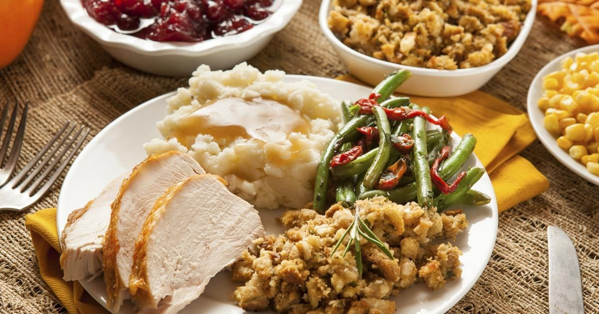 top Thanksgiving recipes